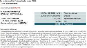 Optimización energética