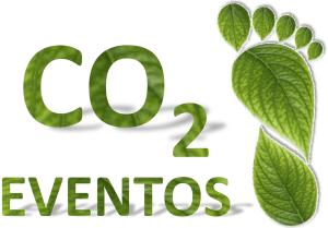 huella de carbono de eventos