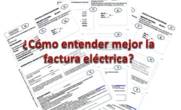 factura eléctrica