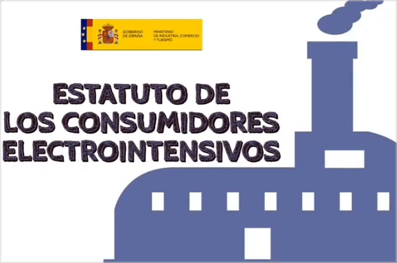 consumidores-electrointensivos-estatuto-costes-energeticos-consejo-ministros